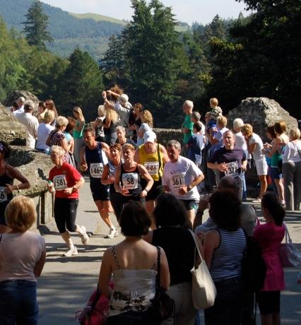 Coming off the dam bridge at 1.5mls - 11