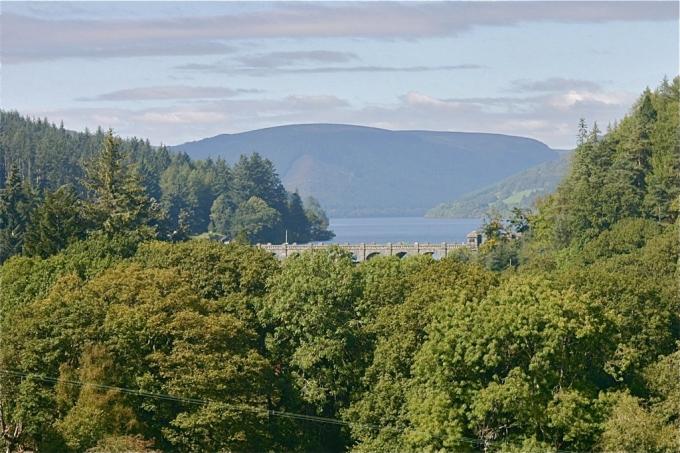 Lake Vyrnwy - 1
