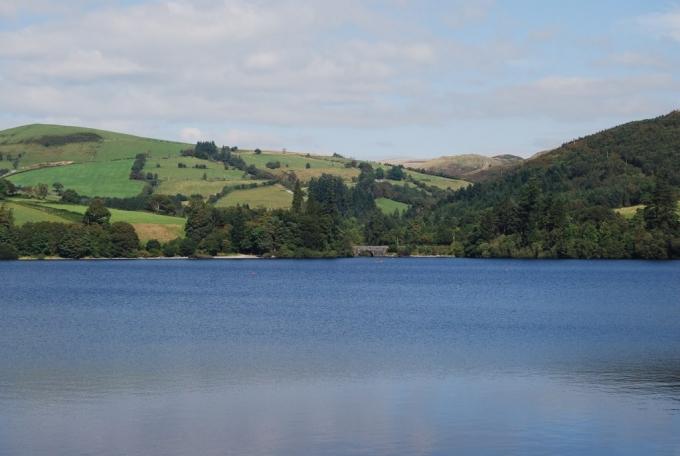 Lake Vyrnwy - 3