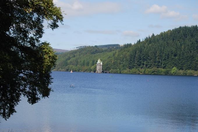 Lake Vyrnwy - 4