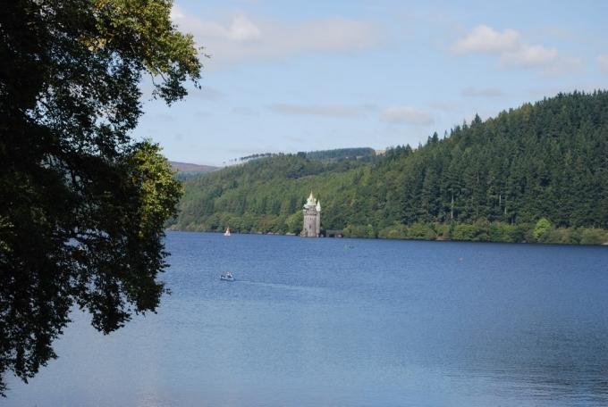 Lake Vyrnwy - 5