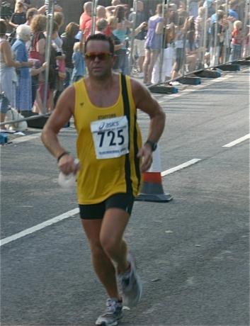 The final run-in - 06