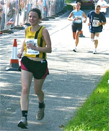 The final run-in - 08