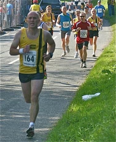 The final run-in - 09